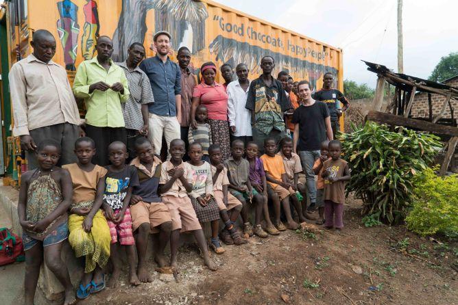 SCHÖKI aus Luzern leistet unglaubliche Arbeit im Bereich der Fairtrade-Schokolade