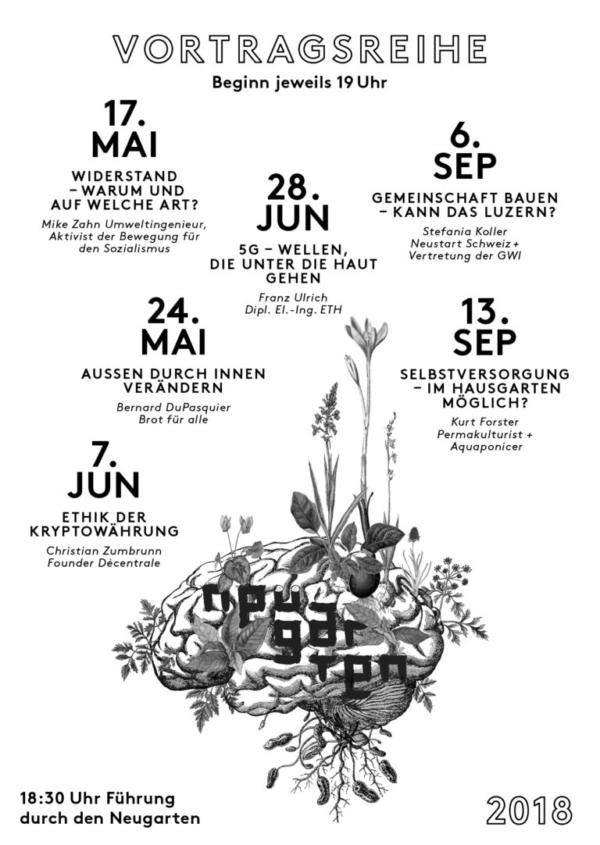 Vorträge zu gesellschaftskritischen Themen – Verein Neugarten