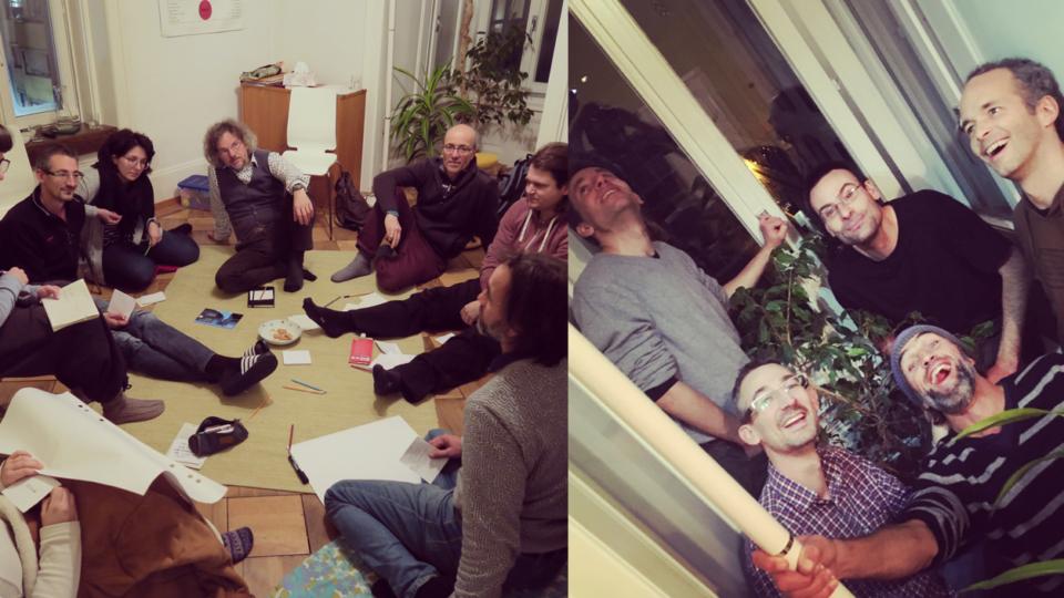 Offene und kreative Austauschrunde für den Wandel in Luzern! am 24. April