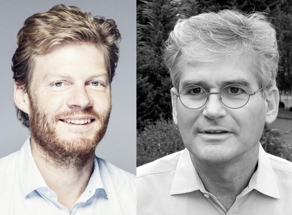 Change-Corner mit Christian Felber und Ralf Nacke an der FHNW Olten
