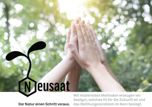 Theater: Neusaat, ein stummer Frühling in Kollaboration Verein Neugarten