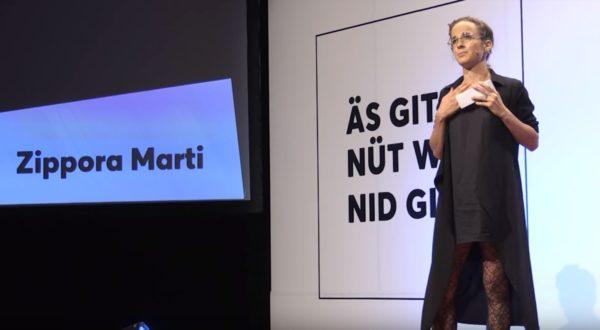 Ein Jahr lang das gleiche Kleid | Zippora Marti | TEDxBern