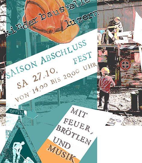 Abschlussfest der KinderBaustelle und Forumstreffen Eisenplatz