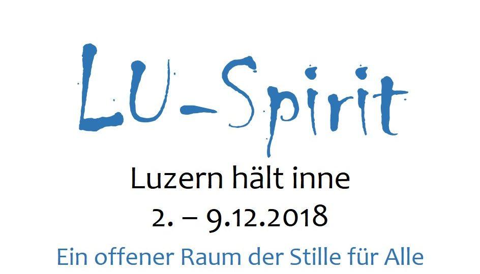 Meditationswoche in Luzern 2. – 9. Dezember