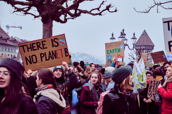 People's Climate March Luzern 02. Februar