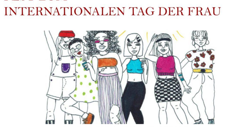 Fest zum internationalen Tag der Frau 02. März