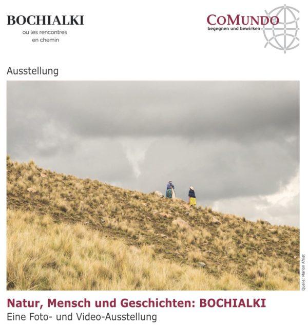 Ausstellung Natur, Mensch und Geschichten: BOCHIALKI