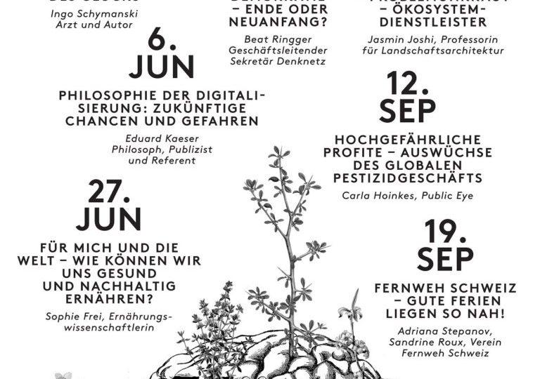 Vortragsreihe Neugarten