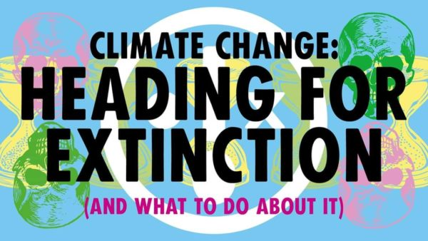 Heading For Extinction (and what to do about it) in der Mutmacherei
