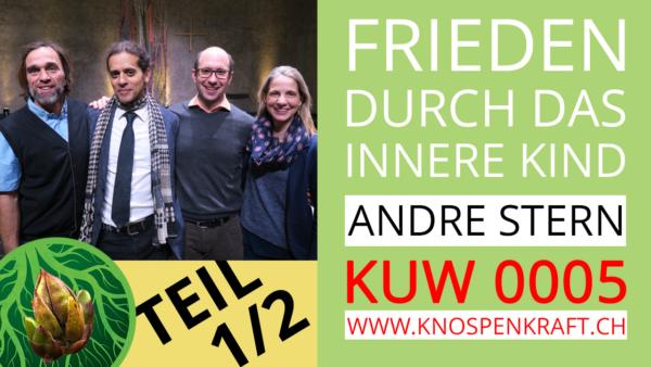 Vortrag André Stern – Frieden durch das innere Kind KUW 0005